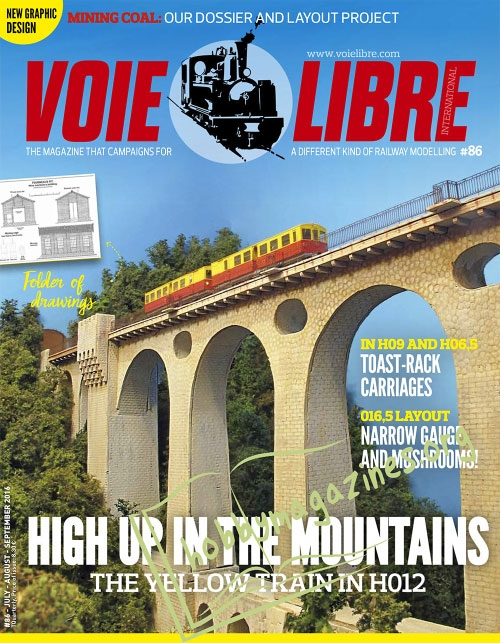 Voie Libre 086 - July/August/September 2016