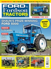 Ford & Fordson Tractors - August/September 2016