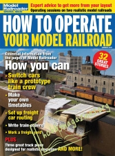 Model Railroader Special : How to Operate Your Model Railroad