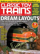 Classic Toy Trains - March 2012