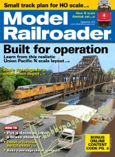 Model Railroader - September 2016