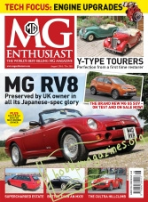 MG Enthusiast - August 2016