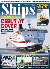 Ships Monthly - May 2012