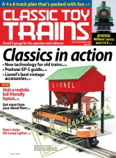 Classic Toy Trains - May 2012