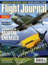 Flight Journal - October 2016