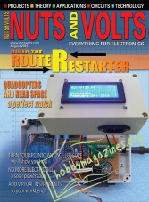 Nuts and Volts - August 2016