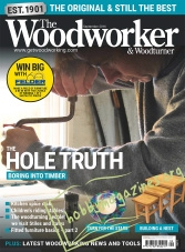 The Woodworker and Woodturner - September 2016