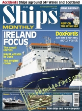 Ships Monthly - June 2012