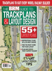 The BRM Guide to Trackplans and Layout Design Vol.1