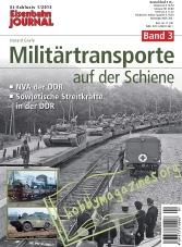 EJ Exklusiv : Militartransporte Band 3