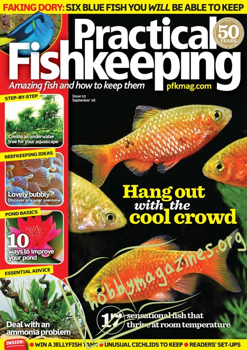 Practical Fishkeeping - September 2016