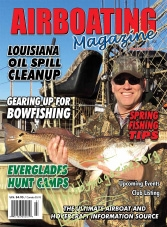 Airboating Magazine - March/April 2011