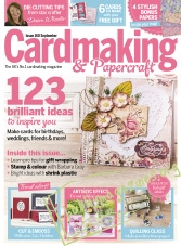 Cardmaking & Papercraft - September 2016