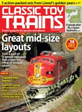 Classic Toy Trains - July 2012