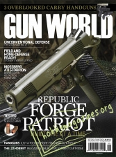 Gun World - September 2016
