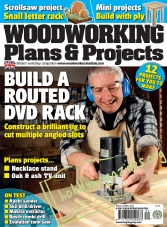 Woodworking Plans & Projects - April 2011
