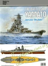 Anatomy Of The Ship : The Battleship Yamato