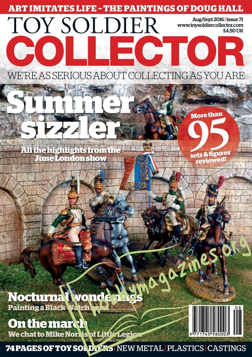 Toy Soldier Collector - August/September 2016
