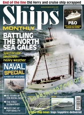 Ships Monthly - July 2012
