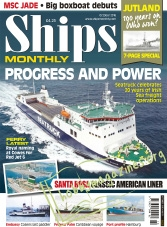 Ships Monthly - October 2016