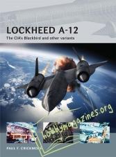 Air Vanguard : Lockheed A-12