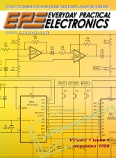 Everyday Practical Electronics Vol.1 Iss.1 - November 1998