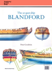 Anatomy Of The Ship - The 20-gun Ship Blandford
