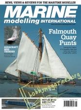 Marine Modelling International – September 2016