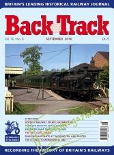 Back Track - September 2016