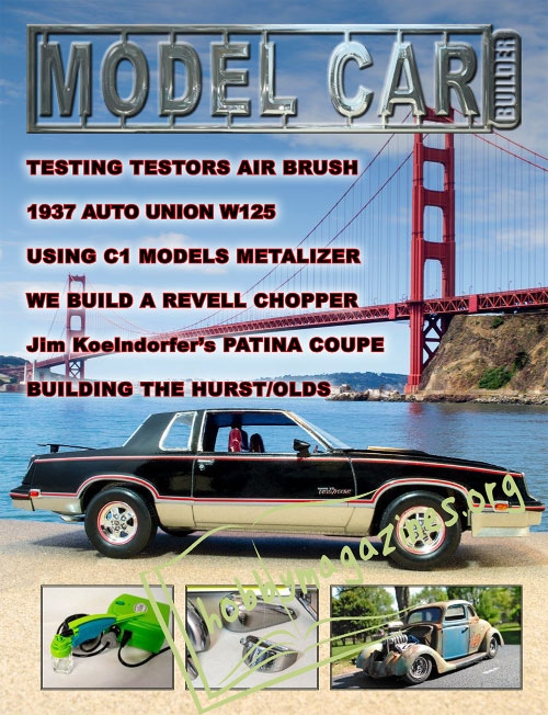Model Car Builder – Summer 2016