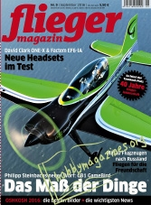 Fliegermagazin – September 2016