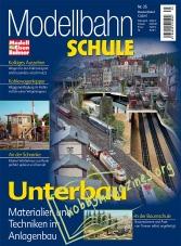 Modellbahn-Schule 035 : Unterbau
