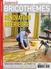 Systeme D Bricothemes - Septembre 2016