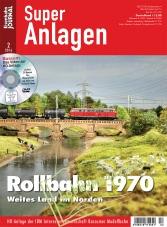 EJ Super Anlagen 02 2016 : Rollbahn 1970