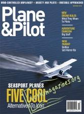Plane & Pilot - October 2016