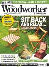 The Woodworker and Woodturner - October 2016