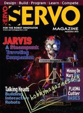 Servo - September 2016