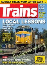 Trains - October 2016