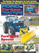 Ford & Fordson Tractors - February/March 2013