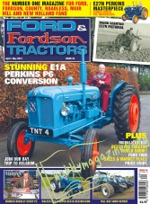 Ford & Fordson Tractors - April/May 2013