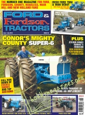 Ford & Fordson Tractors – June/July 2013