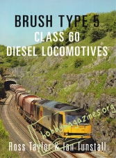 Brush Type 5 Class 60 Diesel Locomotives