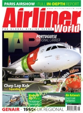 Airliner World - August 2011