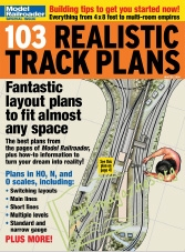 Model Railroader Special : 103 Realistic Track Plans
