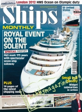 Ships Monthly – September 2012
