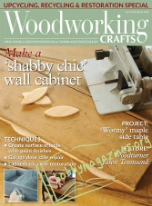 Woodworking Crafts 18 - Autumn 2016