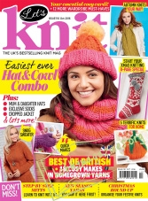 Let's Knit – October 2016