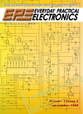 Everyday Practical Electronics Vol.1 Iss.2 - December 1998