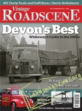 Vintage Roadscene - September 2012