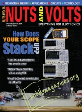Nuts and Volts -October 2016